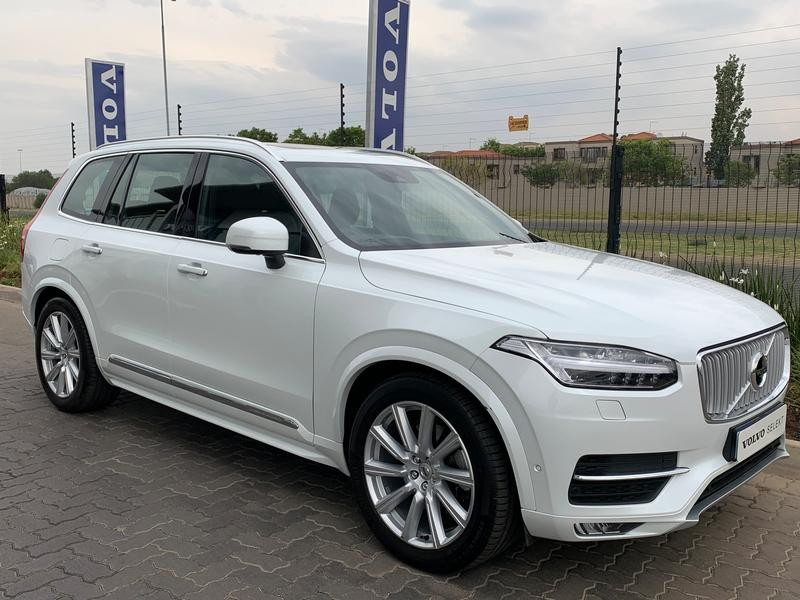 2019 Volvo XC90 D5 Inscription AWD Gauteng Johannesburg_0
