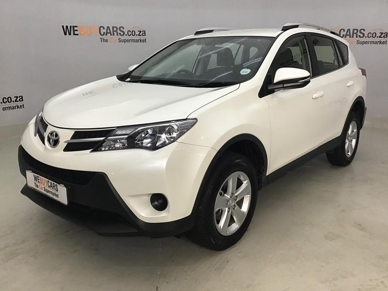 2014 Toyota Rav 4 2.0 GX Gauteng Centurion_0