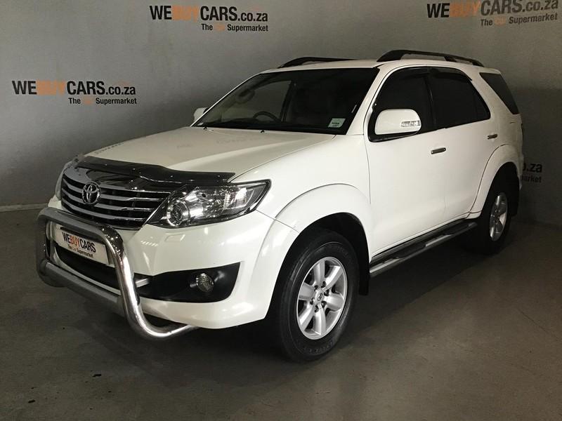 2012 Toyota Fortuner 4.0 V6 Heritage Rb At  Kwazulu Natal Durban_0