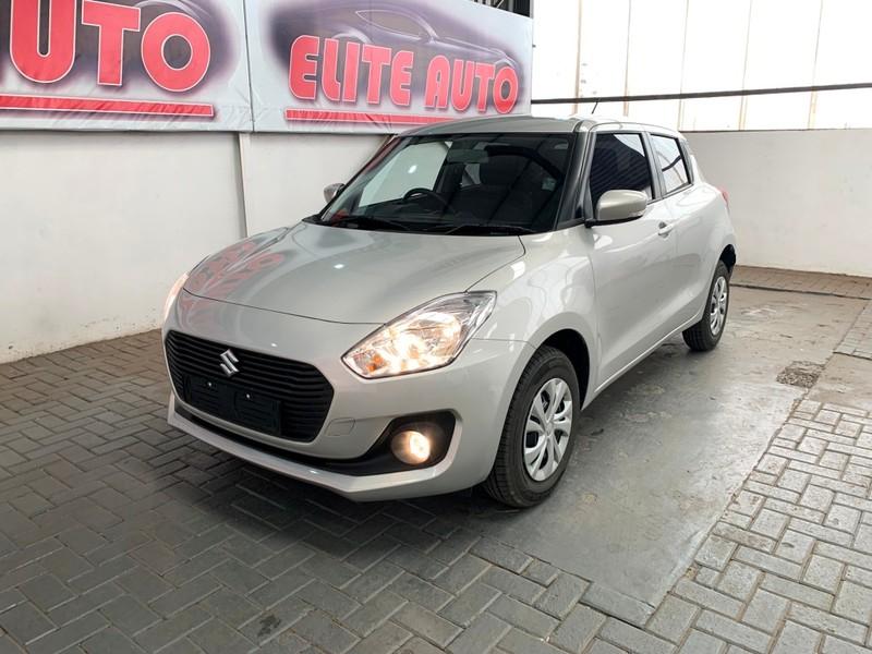 2019 Suzuki Swift 1.2 GA Gauteng Vereeniging_0
