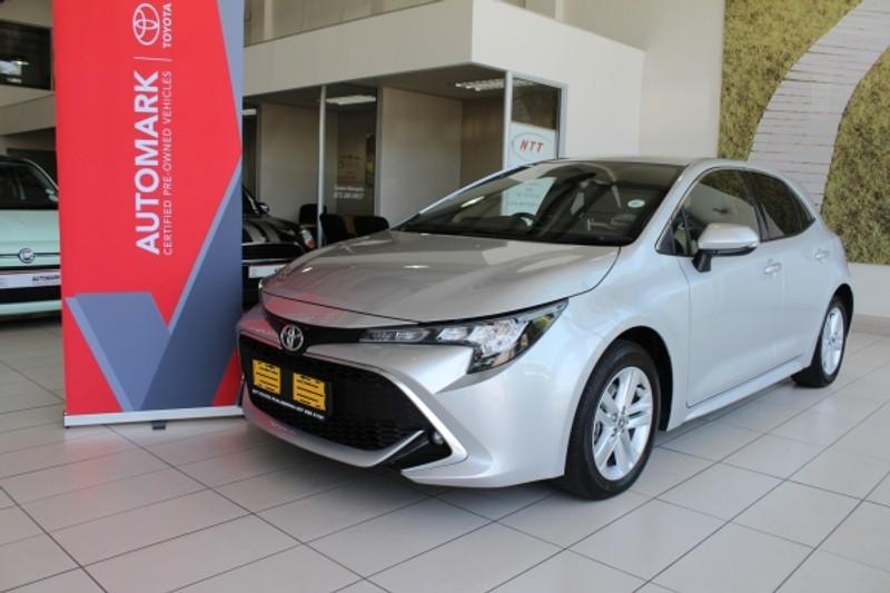2019 Toyota Corolla 1.2T XR CVT 5-Door Limpopo Phalaborwa_0