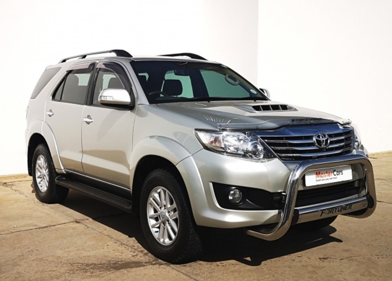 2013 Toyota Fortuner 2.5d-4d Rb At  Western Cape Worcester_0