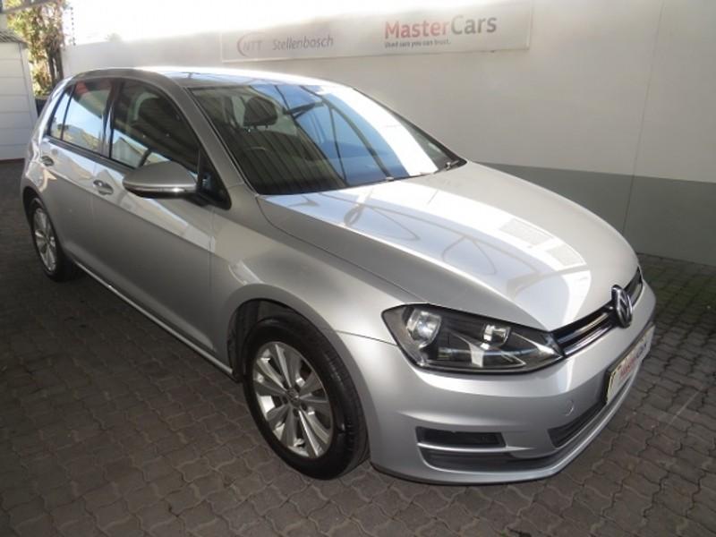 2016 Volkswagen Golf VII 1.4 TSI Comfortline Western Cape Stellenbosch_0