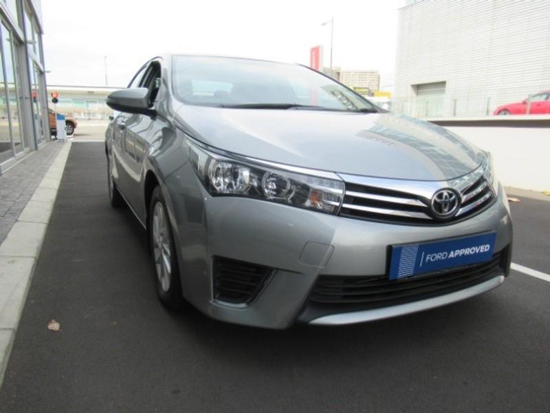 2016 Toyota Corolla 1.6 Prestige CVT Kwazulu Natal Pinetown_0