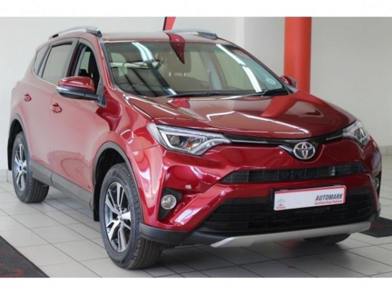 2017 Toyota Rav 4 2.0 GX Mpumalanga Barberton_0