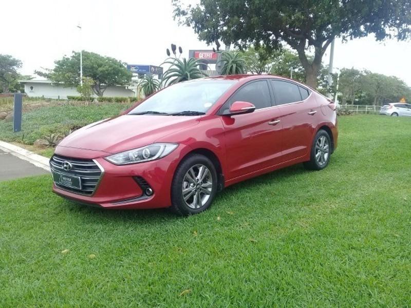 2017 Hyundai Elantra 1.6 Executive Kwazulu Natal Umhlanga Rocks_0