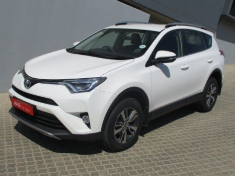 2018 Toyota Rav 4 2.0 GX Auto Mpumalanga Nelspruit_0