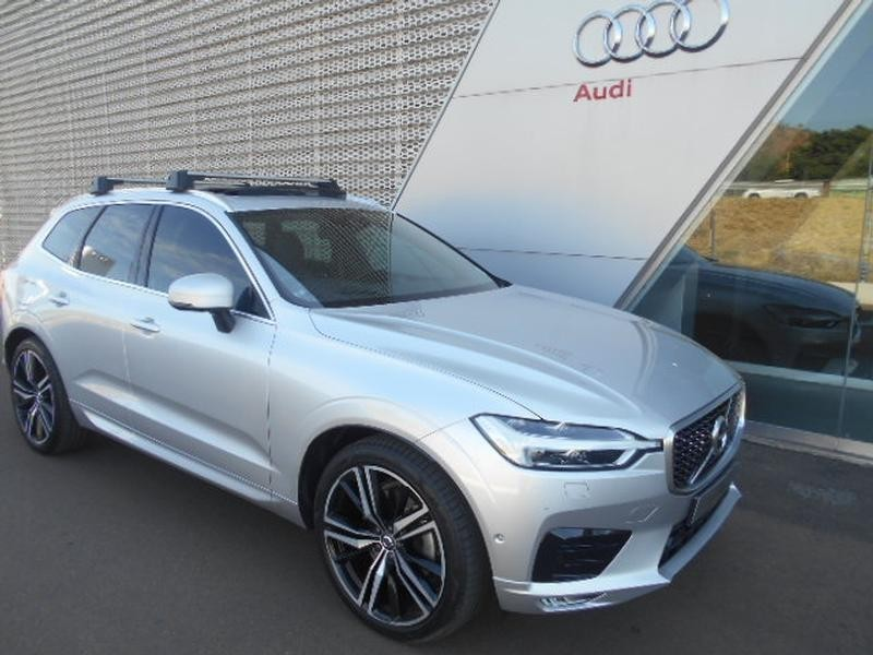 2019 Volvo XC60 D5 R-Design Geartronic AWD North West Province Rustenburg_0