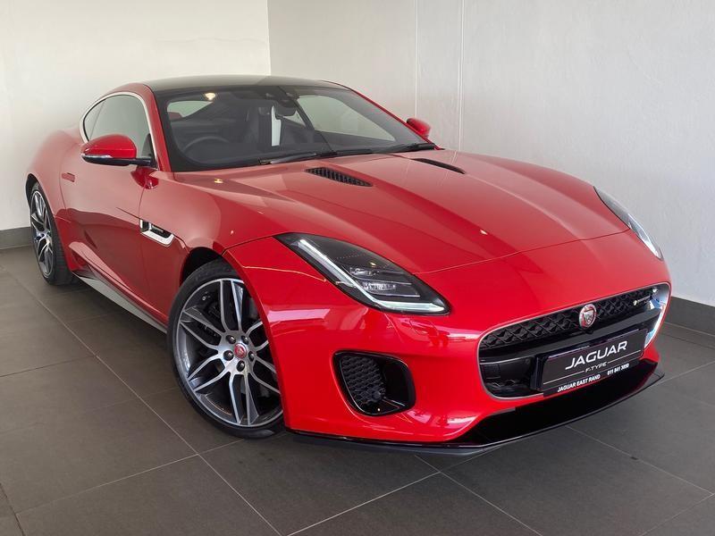 2020 Jaguar F-TYPE S 3.0 V6 Coupe R-Dynamic Auto Gauteng Johannesburg_0