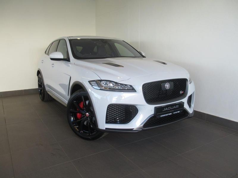 2019 Jaguar F-Pace 5.0 V8 SVR Gauteng Johannesburg_0