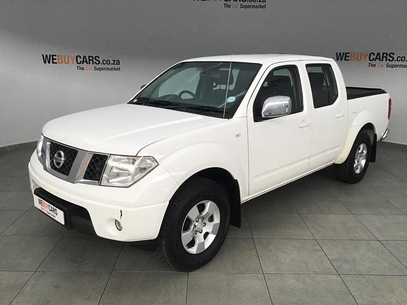 2014 Nissan Navara 2.5 Dci  Xe Pu Dc  Gauteng Johannesburg_0