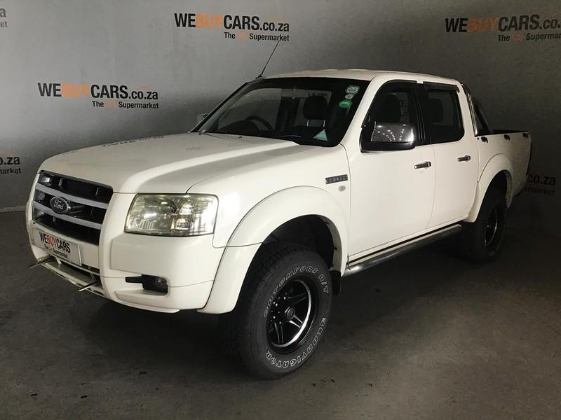 2007 Ford Ranger 3.0tdci Xle 4x4 Pu Dc  Kwazulu Natal Durban_0