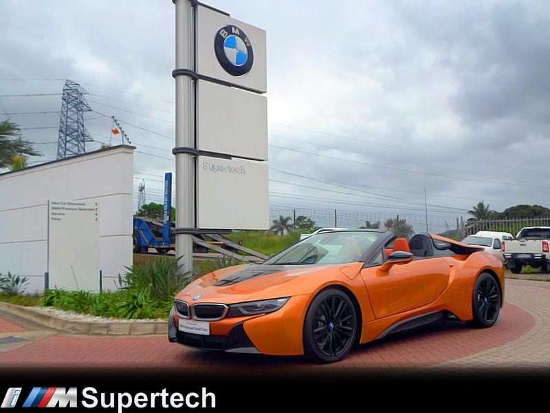 2019 BMW i8 Roadster First Edition Kwazulu Natal Durban_0