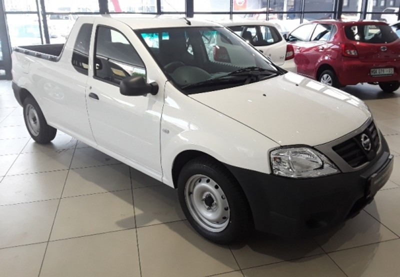 2019 Nissan NP200 1.6  Pu Sc  Free State Bloemfontein_0
