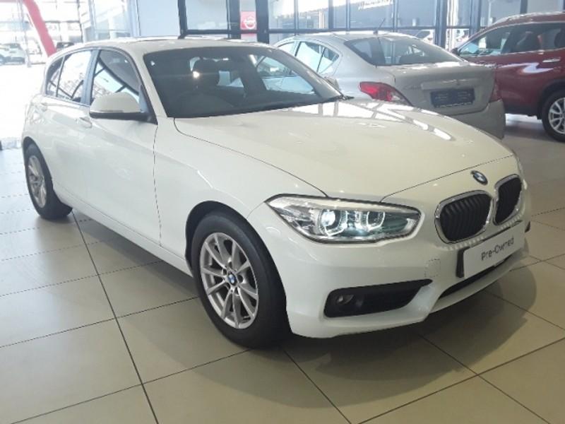 2016 BMW 1 Series 120i 5DR Auto f20 Free State Bloemfontein_0
