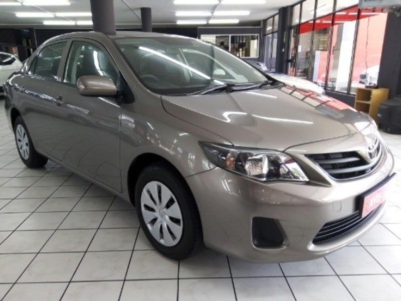 2018 Toyota Corolla Quest 1.6 Gauteng Randburg_0