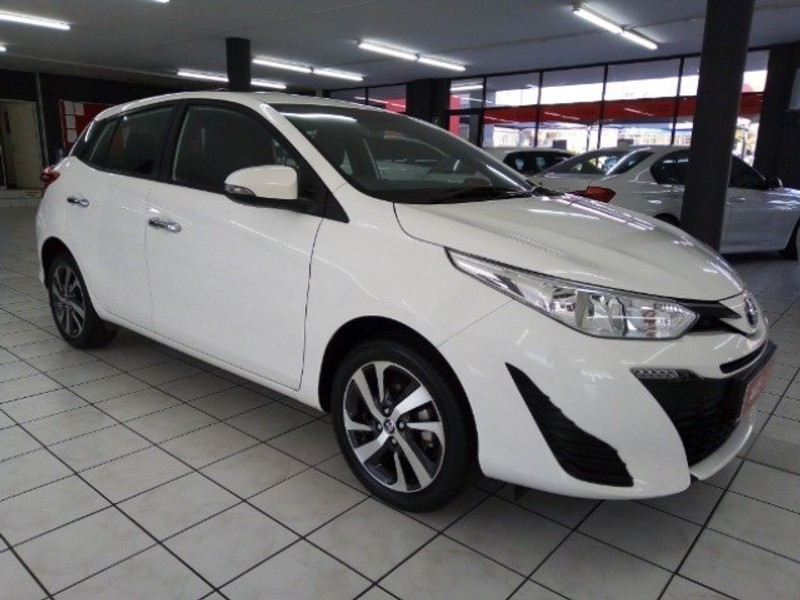 2018 Toyota Yaris 1.5 Xs CVT 5-Door Gauteng Randburg_0