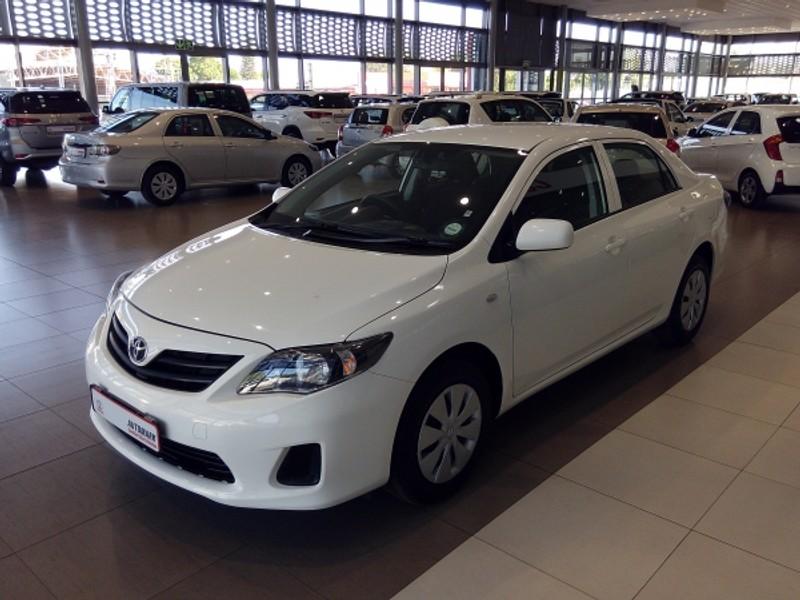 2018 Toyota Corolla Quest 1.6 Limpopo Mokopane_0