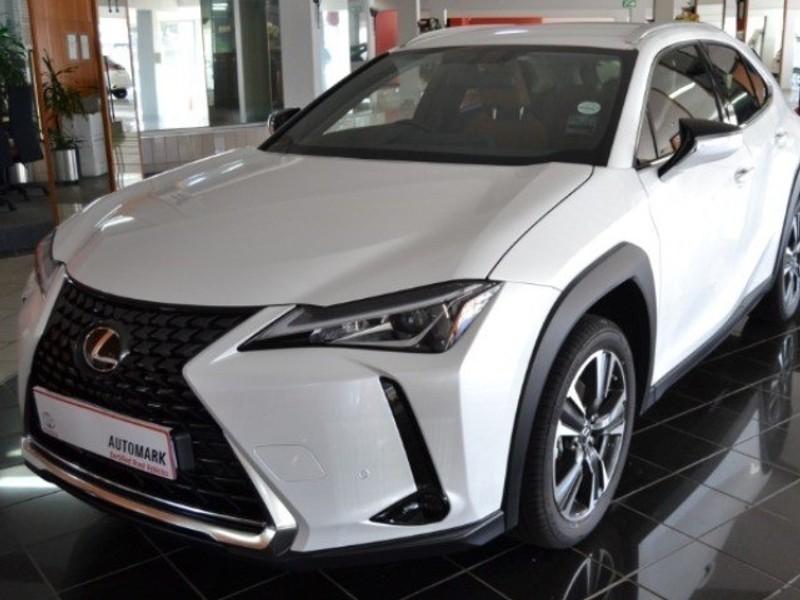 2019 Lexus UX 200 EX Western Cape Tygervalley_0