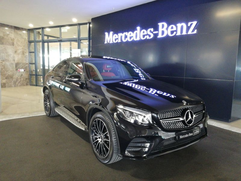 2018 Mercedes-Benz GLC Coupe 300 Gauteng Sandton_0
