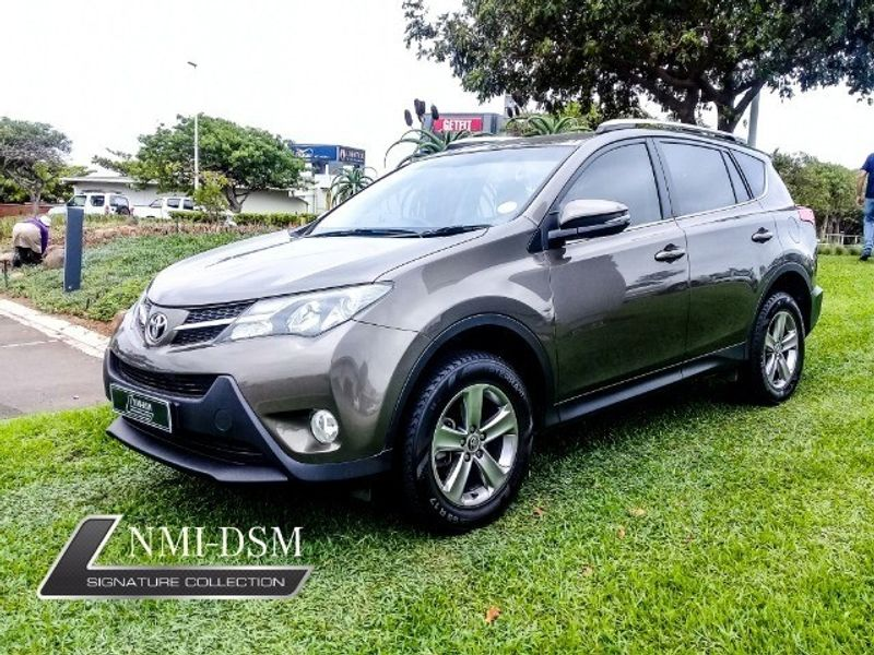 2015 Toyota Rav 4 2.0 GX Auto Kwazulu Natal Umhlanga Rocks_0