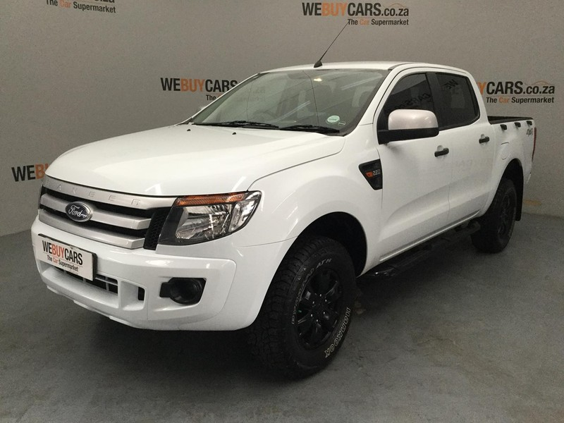 2014 Ford Ranger 2.2tdci Xls 4x4 Pudc  Gauteng Pretoria_0