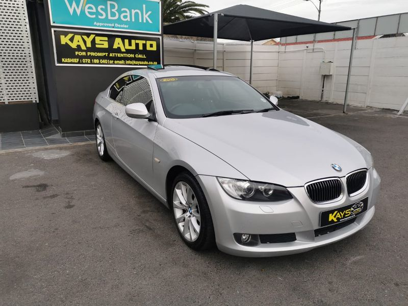 2010 BMW 3 Series 325i Coupe Individual At e92  Western Cape Athlone_0