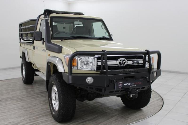 2018 Toyota Land Cruiser 79 4.0p Pu Sc  Gauteng Boksburg_0