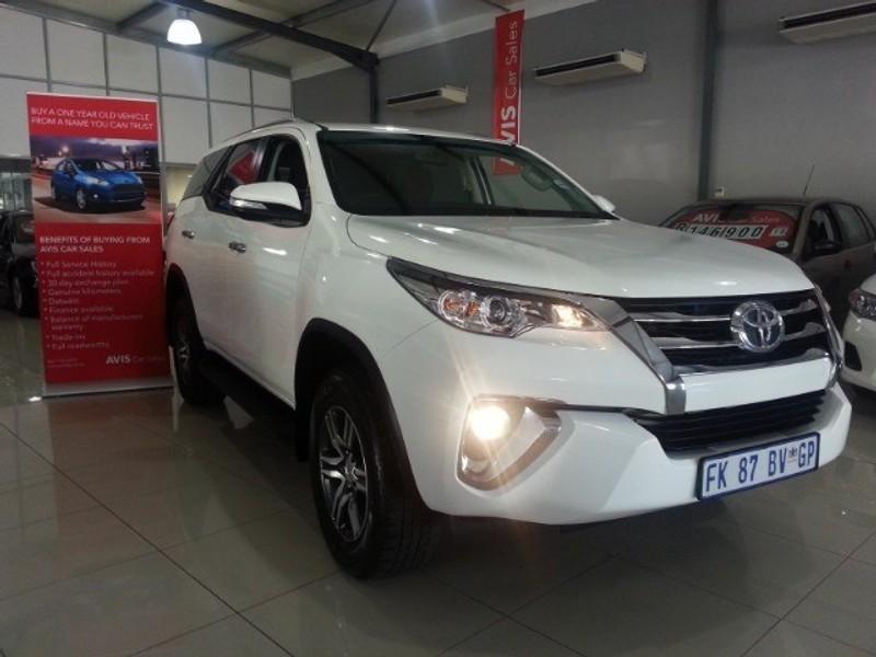 2018 Toyota Fortuner 2.4GD-6 RB Auto Kwazulu Natal Durban_0
