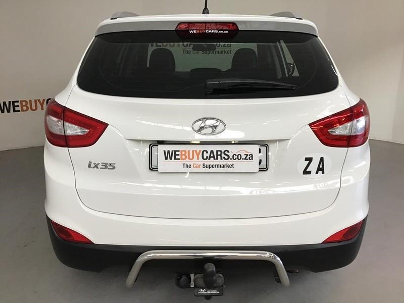 2014 Hyundai iX35 2.0 Executive Eastern Cape Port Elizabeth_0