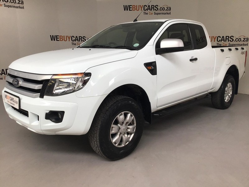 2012 Ford Ranger 3.2tdci Xls 4x4 At Pu Supcab  Eastern Cape Port Elizabeth_0