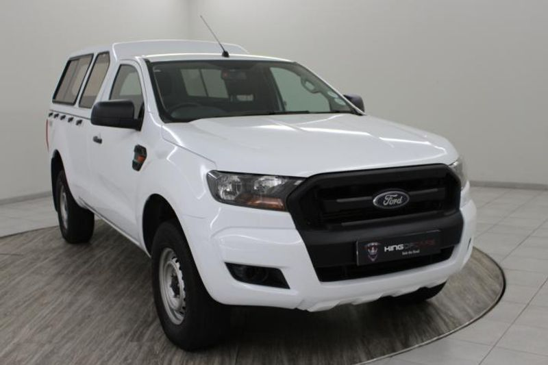2017 Ford Ranger 2.2TDCi XL 4X4 Single Cab Bakkie Gauteng Boksburg_0