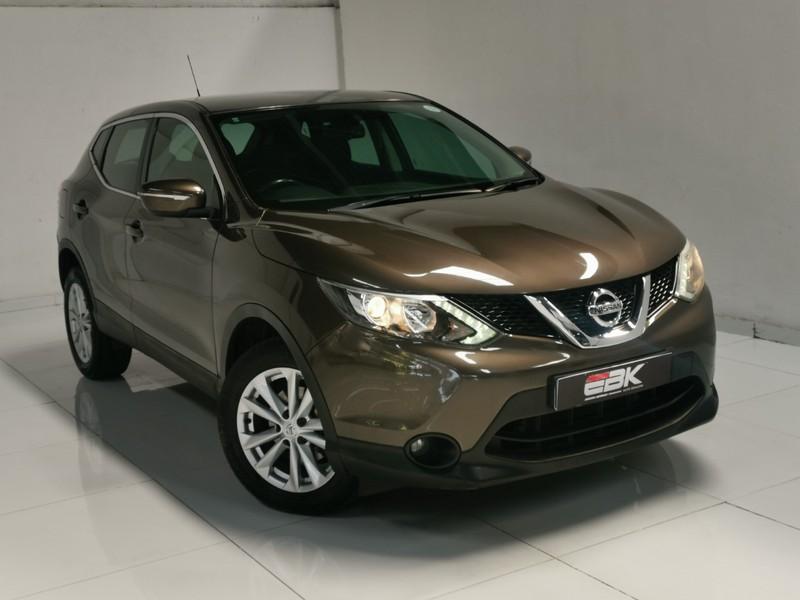 2014 Nissan Qashqai 1.5 dCi Acenta Gauteng Johannesburg_0
