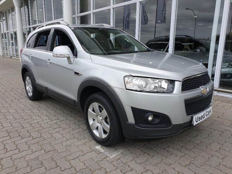 2014 Chevrolet Captiva 2.4 LT Auto Western Cape Tygervalley_0