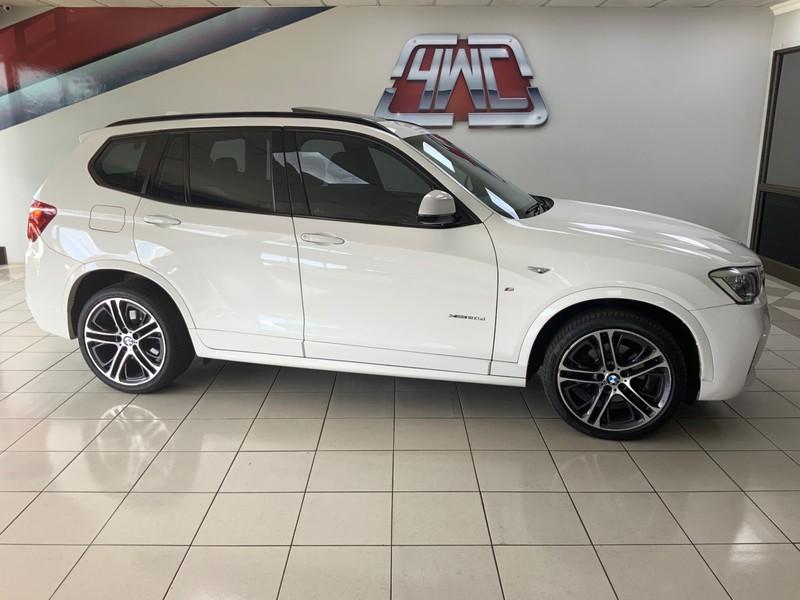 2015 BMW X3 Xdrive20d  M-sport At  Mpumalanga Middelburg_0
