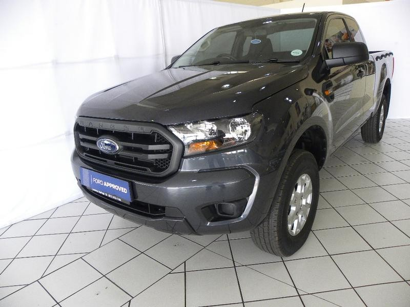 2019 Ford Ranger 2.2TDCi XL PU SUPCAB Gauteng Springs_0