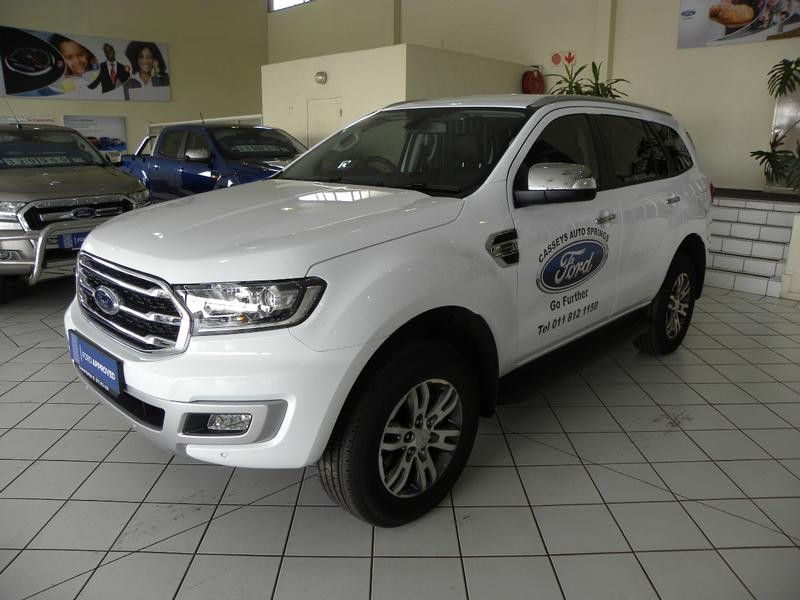 2019 Ford Everest 2.0D XLT Auto Gauteng Springs_0