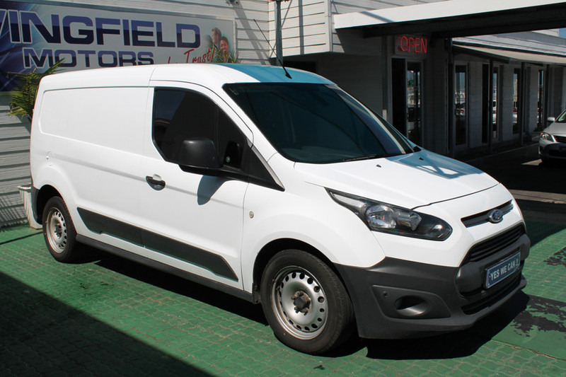 2016 Ford Transit Connect 1.6TDCi LWB FC PV Western Cape Cape Town_0
