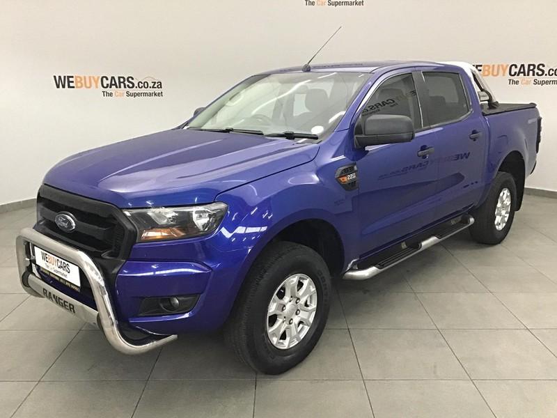 2016 Ford Ranger 2.2tdci Xl Pu Dc  Gauteng Johannesburg_0