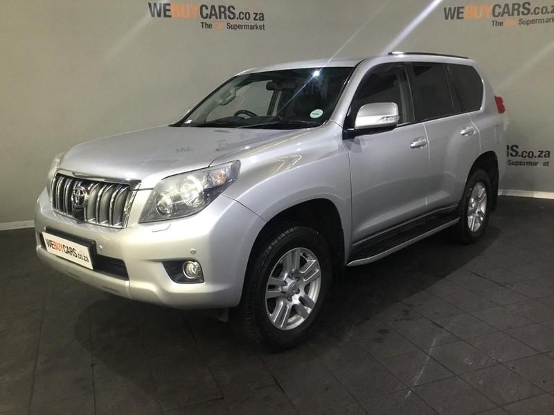 2013 Toyota Prado Vx 4.0 V6 At  Western Cape Cape Town_0