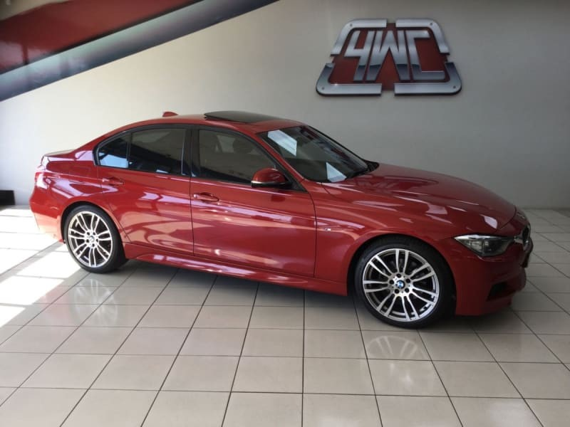 2015 BMW 3 Series 320D M Sport Auto Mpumalanga Middelburg_0