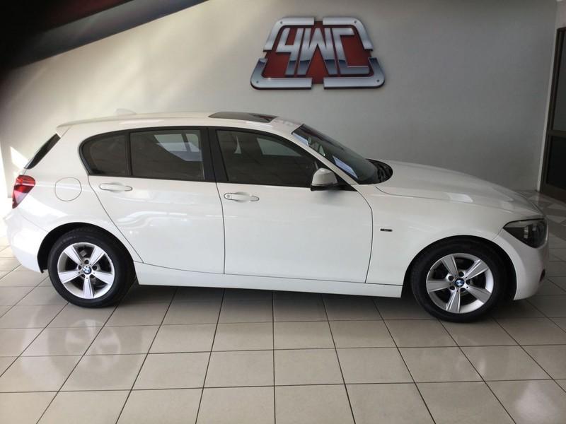 2013 BMW 1 Series 116i 5dr At f20  Mpumalanga Middelburg_0