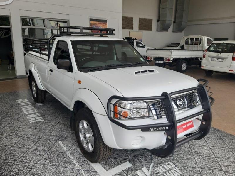 2019 Nissan NP300 Hardbody 2.5TDi HI-RIDER Single Cab Bakkie Gauteng Menlyn_0