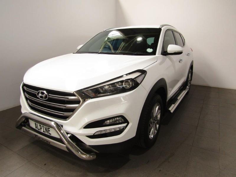 2016 Hyundai Tucson 1.6 TGDI Executive Kwazulu Natal Pinetown_0