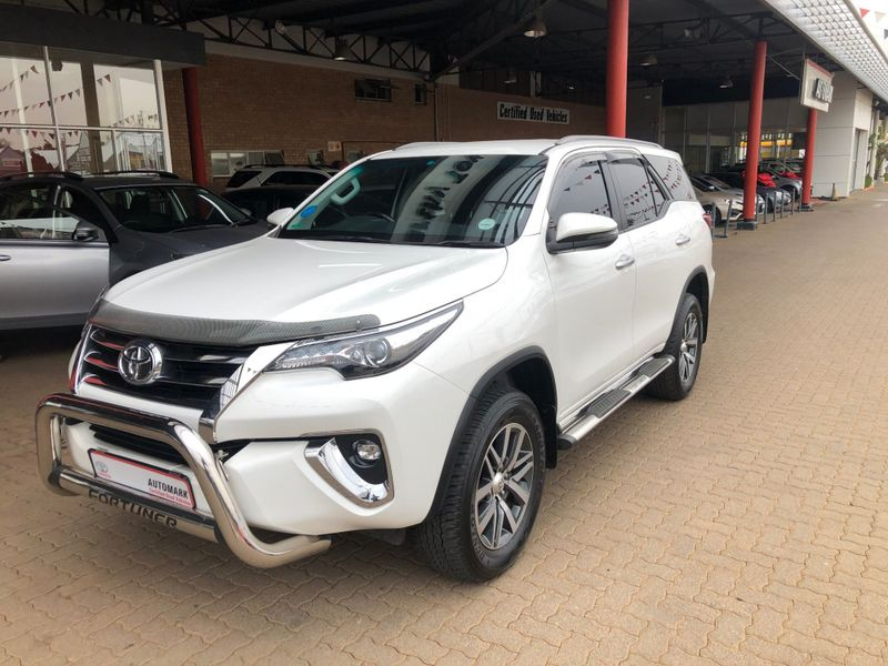 2018 Toyota Fortuner 2.8GD-6 RB Auto Gauteng Centurion_0