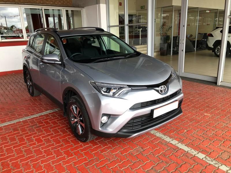 2017 Toyota Rav 4 2.0 GX CVT Gauteng Centurion_0