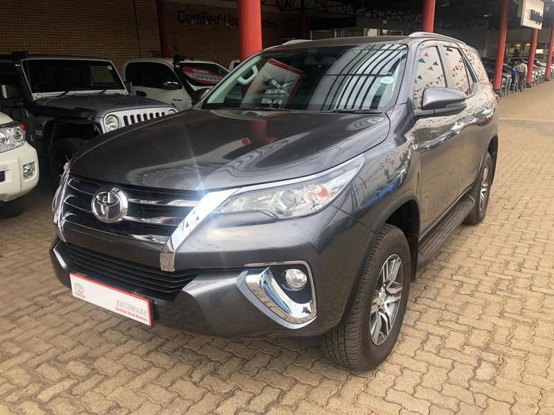 2019 Toyota Fortuner 2.4GD-6 4X4 Auto Gauteng Centurion_0