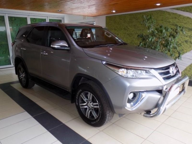 2016 Toyota Fortuner 2.4GD-6 RB Northern Cape Kuruman_0