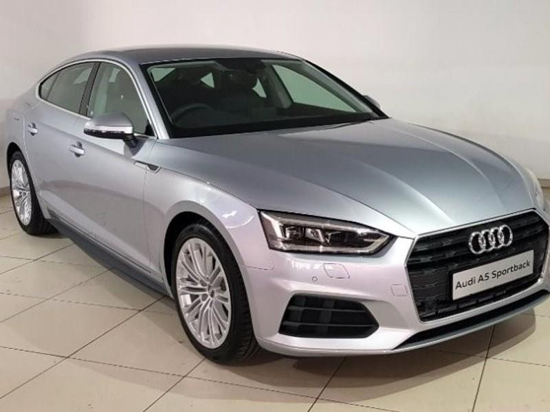 2019 Audi A5 Sportback 2.0T FSI S-Tronic Western Cape Cape Town_0