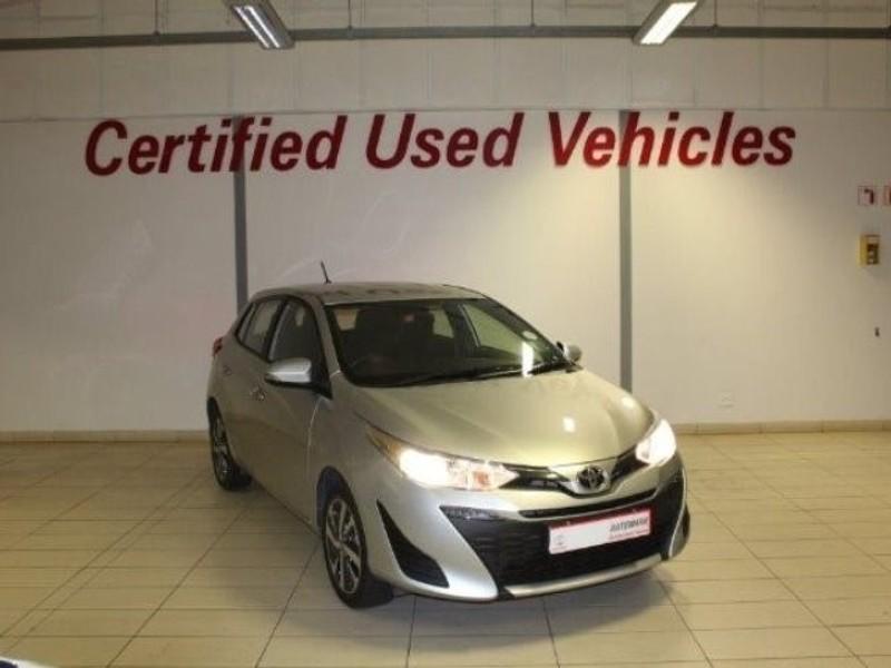 2018 Toyota Yaris 1.5 Xs 5-Door Western Cape Stellenbosch_0